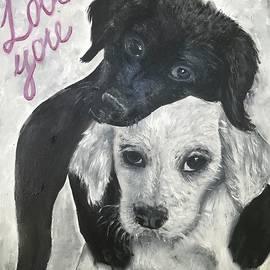 Love  by Yuliia Stelmakh