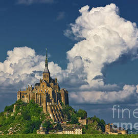Mont Saint Michel - France by Henk Meijer Photography
