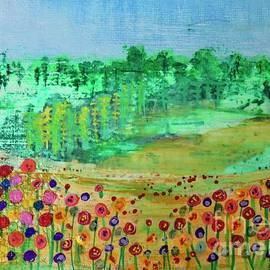 Mountain Meadow by Kim Nelson