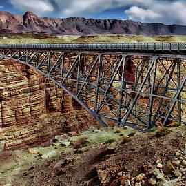 Navajo Bridge by Anthony Dezenzio