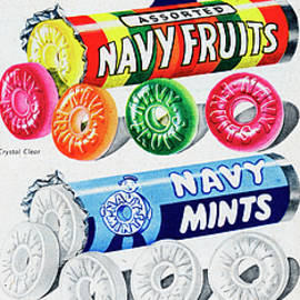 Navy Sweets by Picture Post