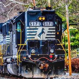 Norfolk Southern  by William Rogers