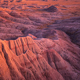 Planet Badlands by J Allen