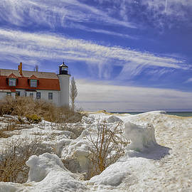 Point Betsie by Mike Griffiths