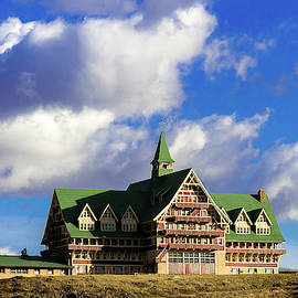 Prince Of Wales Hotel by Tim Kathka