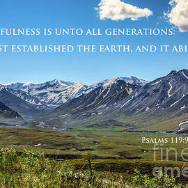 Psalms 119 by Robert Bales