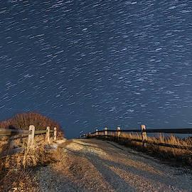 Raining Stars by Kristopher Schoenleber