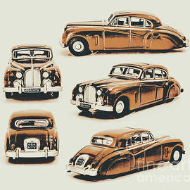 Retro Rides by Jorgo Photography - Wall Art Gallery