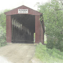 Roann Bridge  by Sandra Clark