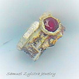 Ruby Ring by Samuel Zylstra