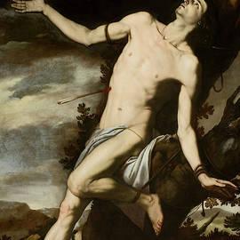 Saint Sebastian by Jose de Ribera