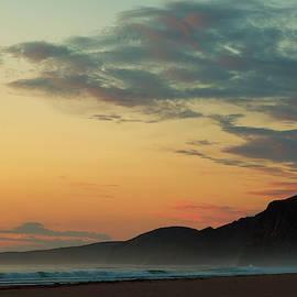 Sandwood Bay at Sunset by Derek Beattie