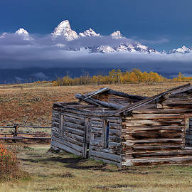 Shane Cabin  by Leland D Howard