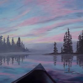 Silence by Mary Giacomini