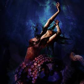Siren of the Deep by Marissa Maheras