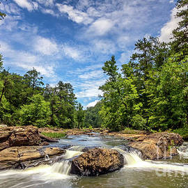 Sweetwater Creek by Bernd Laeschke