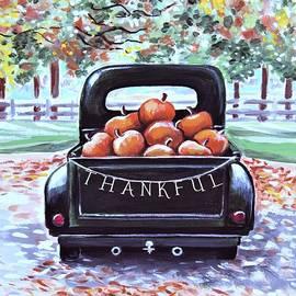 Thankful by Elizabeth Robinette Tyndall