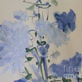 The Blues by Nancy Kane Chapman
