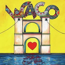 The Heart Of Waco by Patti Schermerhorn