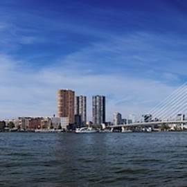 Robert Grac - The Skyline of Rotterdam