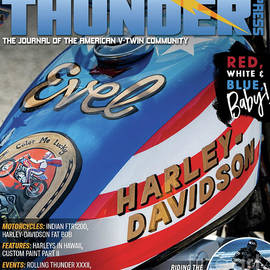 Thunder Press Magazine  by Tim Gainey