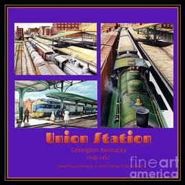 Union Station by David Neace