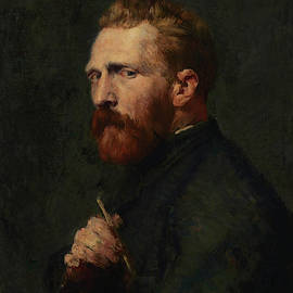 Vincent van Gogh by John Peter Russell