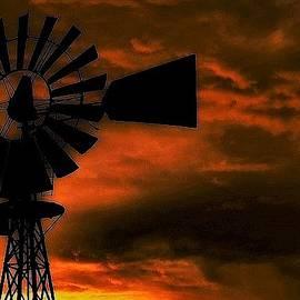 West Texas Winds by John Glass