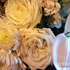 White Floral II by Neal Alicakos