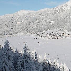 Alex Lim - Winter Mountains