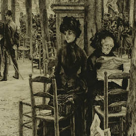Without A Dowry by James Tissot