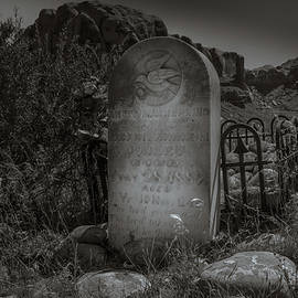 1887 Memorial by Darrell Foster