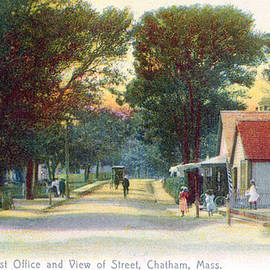 1910 Chatham Massachusetts Street Scene  by Historic Image