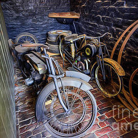 1920s Motorcycles by Ian Mitchell