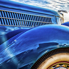 1936 Ford Model 48 DeLuxe Convertible Sedan by Gestalt Imagery