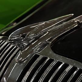 1936 Oldsmobile Hood Ornament by Chris Flees