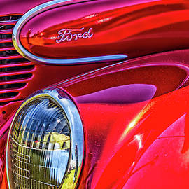 1939 Ford Tudor Sedan by Gestalt Imagery