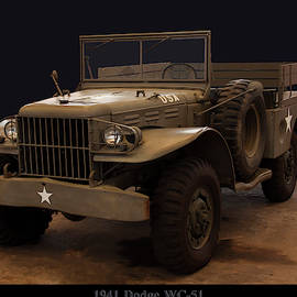 1941 Dodge Wc-51 by Chris Flees