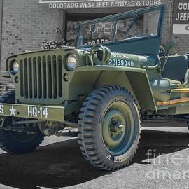 1942 Willys Gpw by Tony Baca