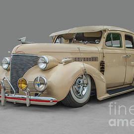 1939 Chevrolet Master Deluxe by Tony Baca