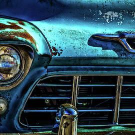 Gestalt Imagery - 1955 Chevrolet 3100 Pickup Truck