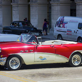 Nicola Nobile - 1956 Buick Special Riviera Two-Door Convertible