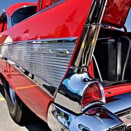 Linda Bianic - 1957 Bel Air Backside