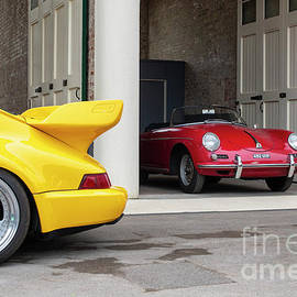 1960 Porsche 356b Roadster by Tim Gainey