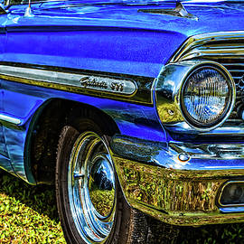 1964 Ford Galaxie 500 by Gestalt Imagery