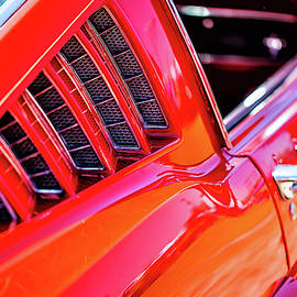 1965 Ford Mustang 2plus2 Fastback by Gestalt Imagery
