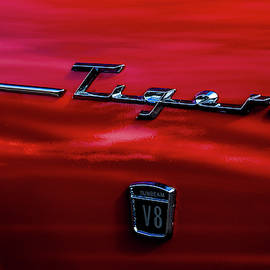 1966 Tiger V8 by Eric Christopher Jackson