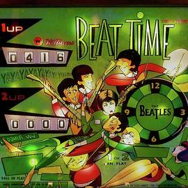 1967 Beat Time Pinball by Joan Reese