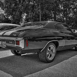 1970 Chevelle Ss by Lance Vaughn
