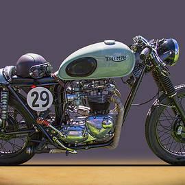 1972 Triumph Motorcycle